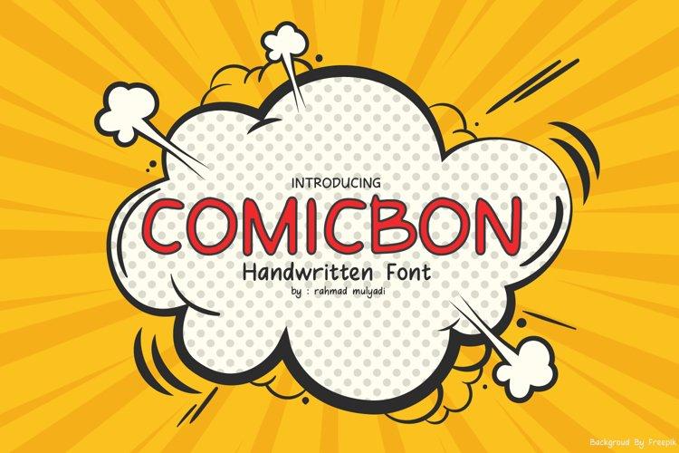 Comicbon example image 1