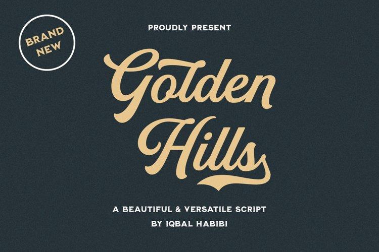Golden Hills example image 1