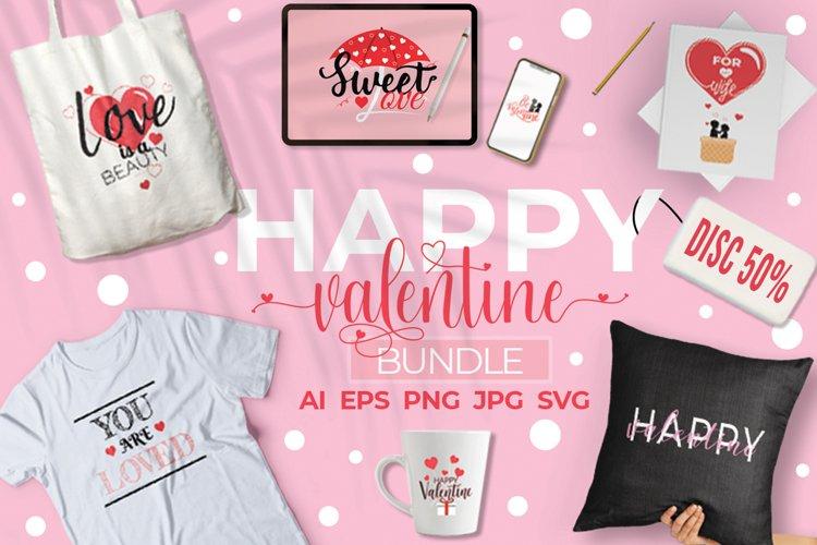Happy Valentine Bundle By OGSstudio