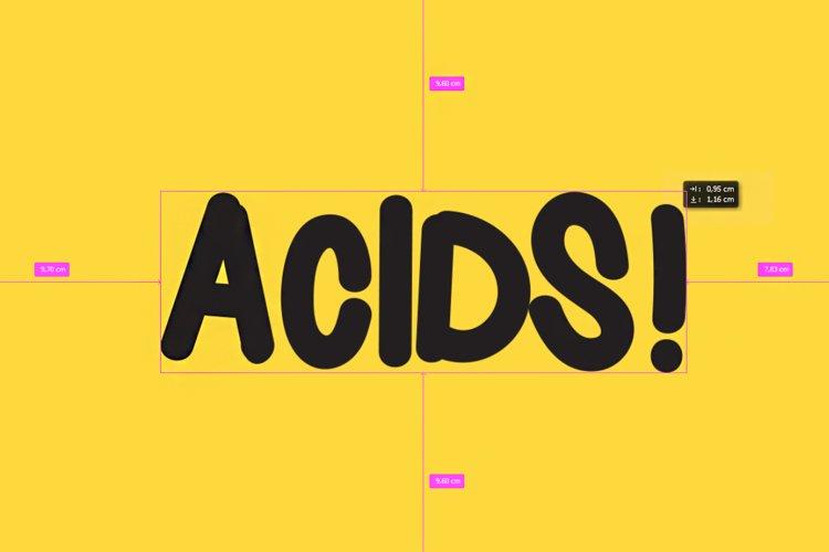 Acids! example image 1