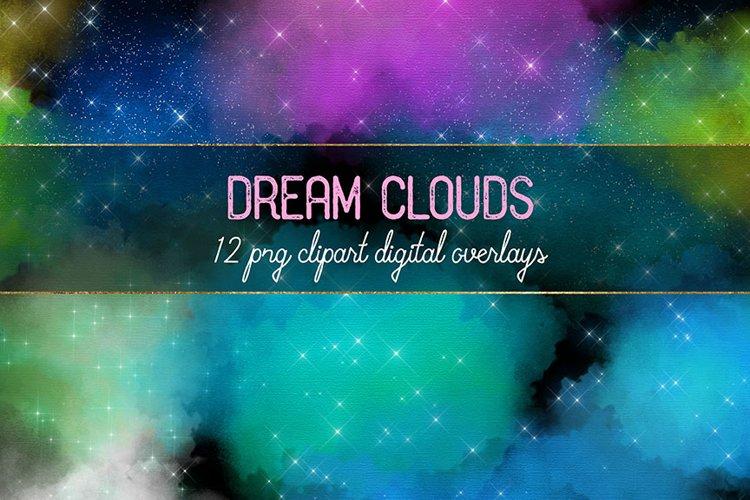 Dream Clouds Clipart
