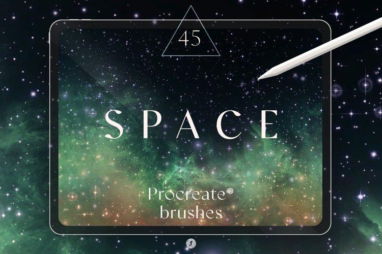 Space Procreate Brushes