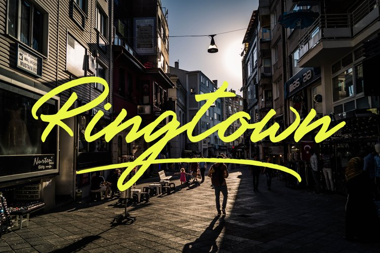 Ringtown Script example image 1