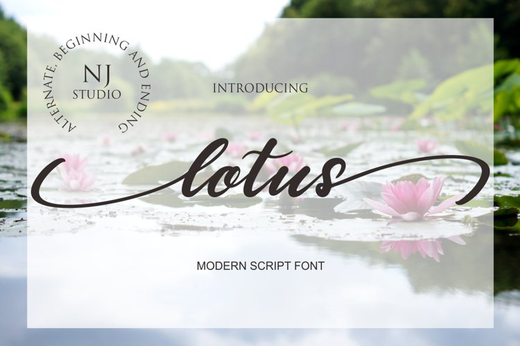 lotus example image 1