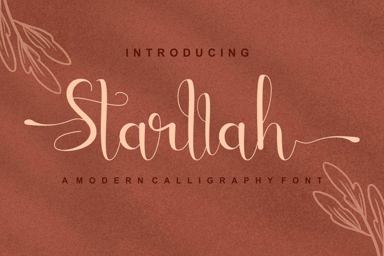 Starllah example image 1