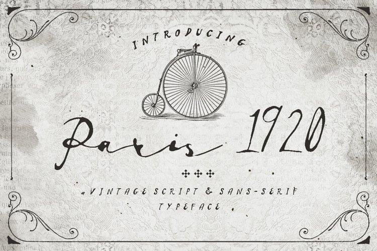 Paris 1920 example image 1