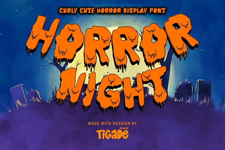 Horror Night example image 1