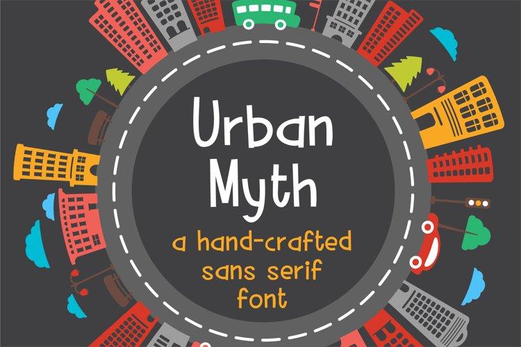 ZP Urban Myth example image 1