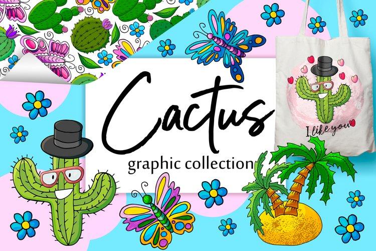 Beautiful cactus example image 1