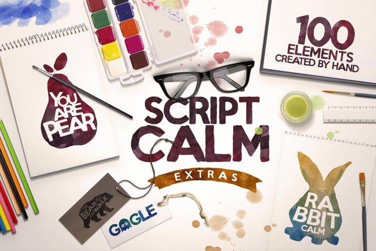 Script Calm  100 Elements  Bonus