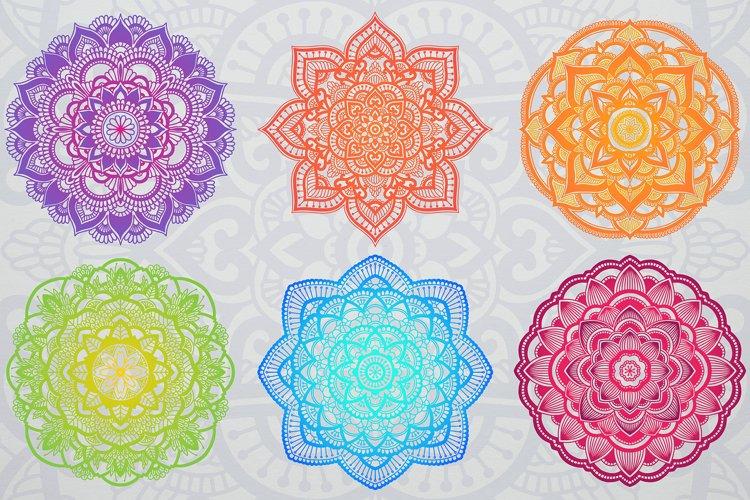 Mandalas set example image 1