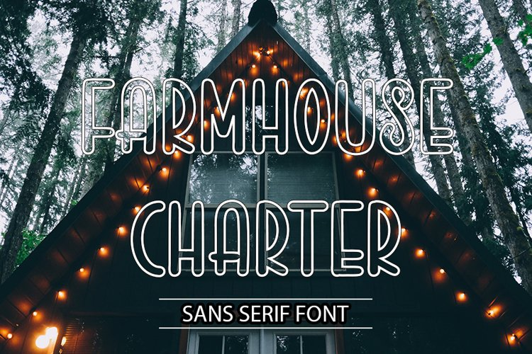 Farmhouse Charter example image 1