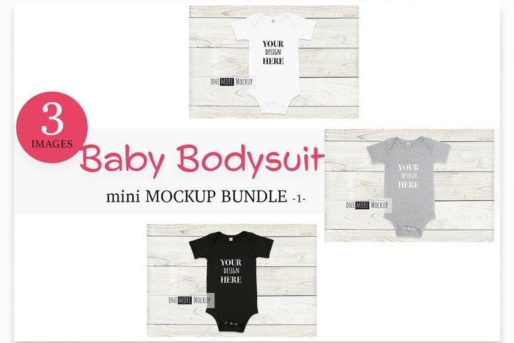 Bella Canvas 100B White Bodysuit Mockup Baby Mockup White Baby Bodysuit Mock Up