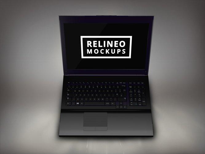 Windows Laptop Mock-up #4 example image 1