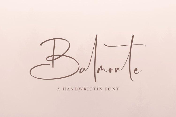 Balmonte example image 1
