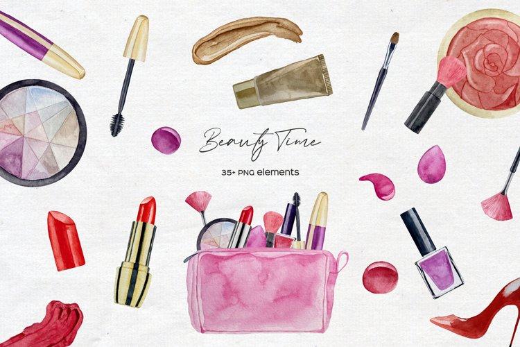 Makeup Cosmetics Clipart