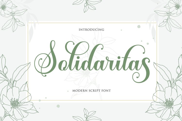 Solidaritas example image 1