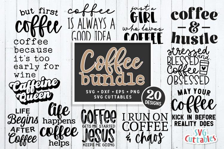 Coffee Bundle SVG
