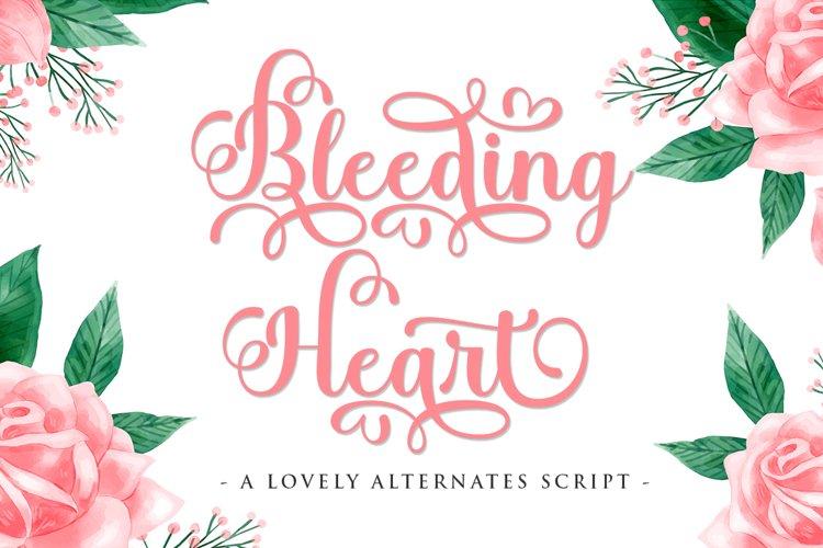 Bleeding Heart example image 1