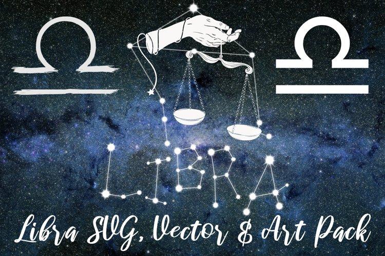 Libra Zodiac, Constellation, Horoscope, Celestial Pack example image 1