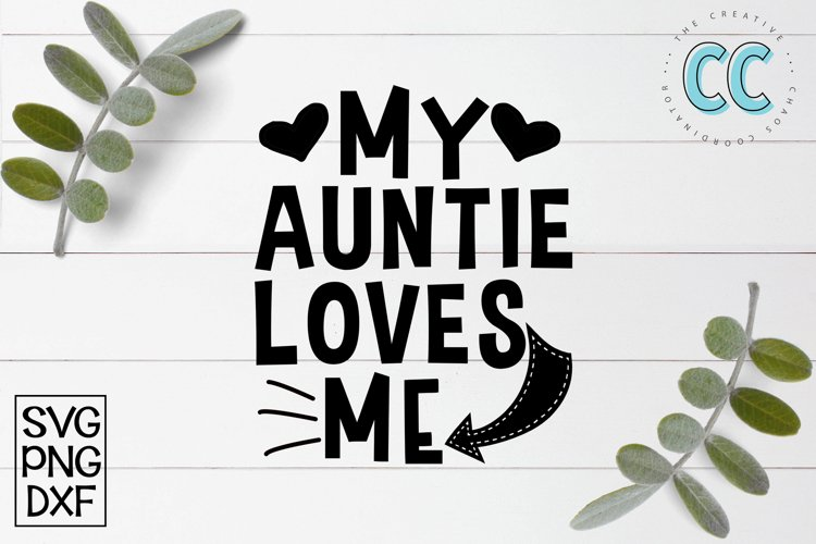 My Auntie Loves Me example image 1
