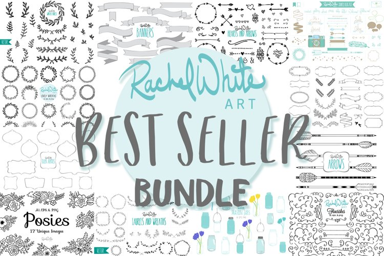 Best Seller Bundle, 12 Design Sets