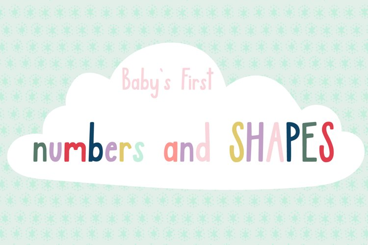 Jamberry Font example 4