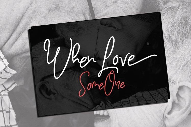When Love