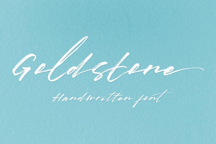 Goldstone example image 1
