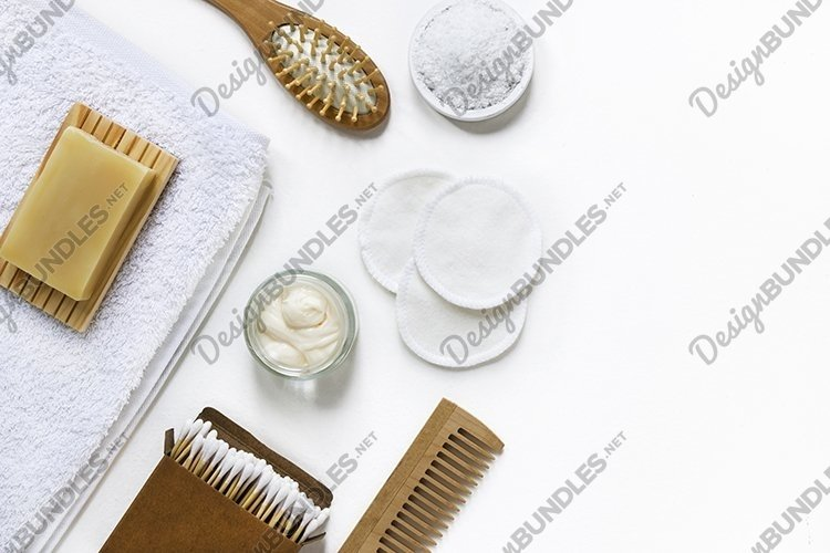 Natural spa products. example image 1