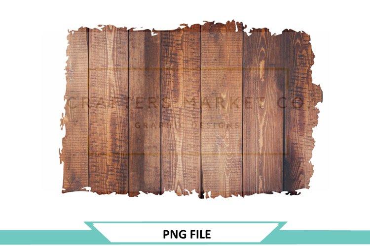 Wood Plank or Shiplap Distressed Background Backsplash