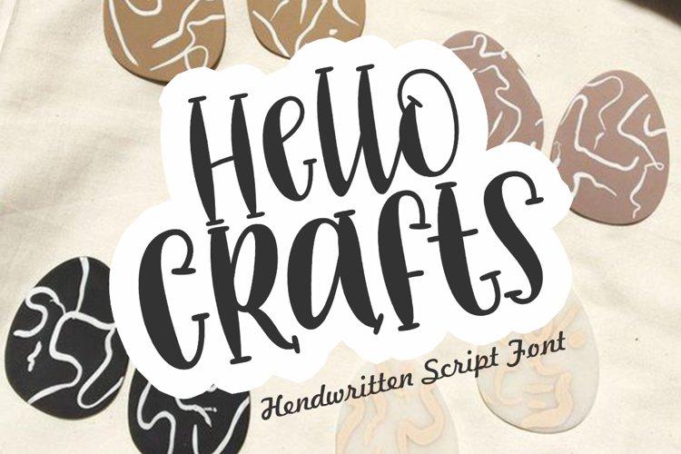 Hello Crafts example image 1