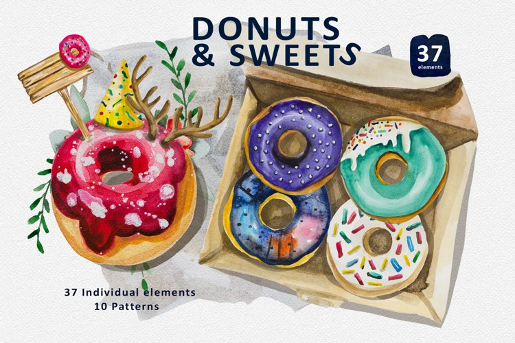 Donuts and Sweets