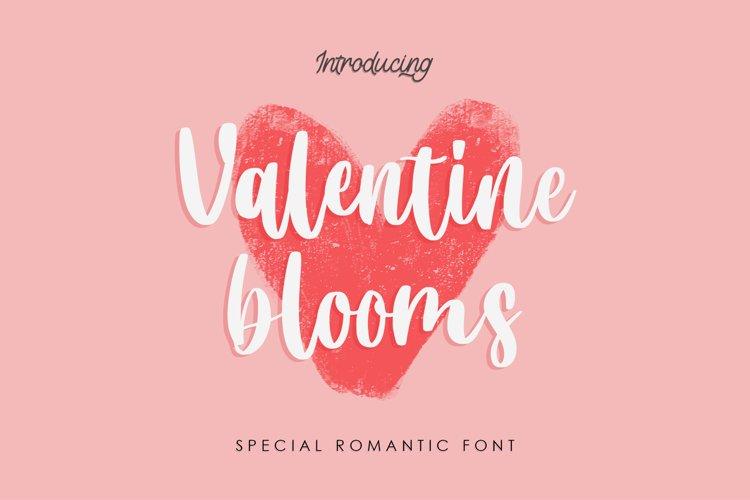 Valentine Blooms example image 1