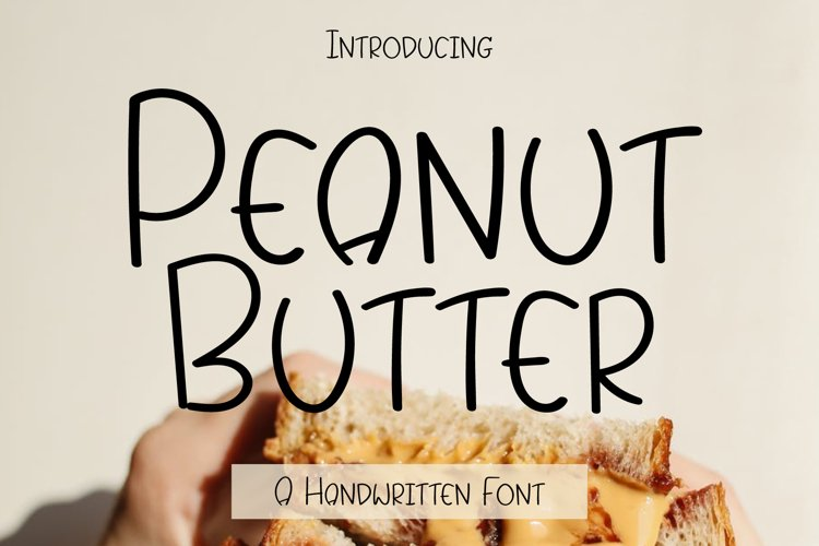 Peanut Butter example image 1