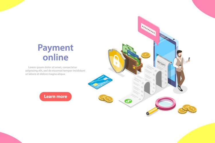 Online payment example image 1