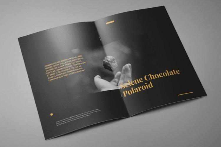 nostalgia / A5 Brochure example image 1