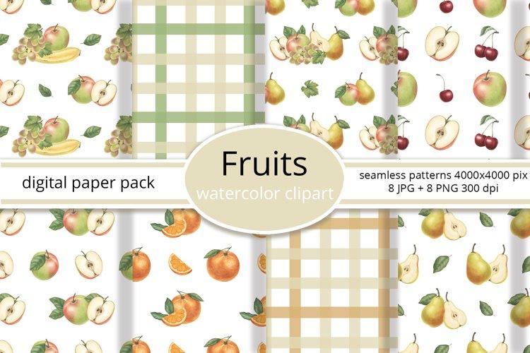Fruit patterns example image 1