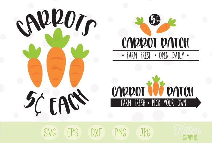 Carrots Bundle