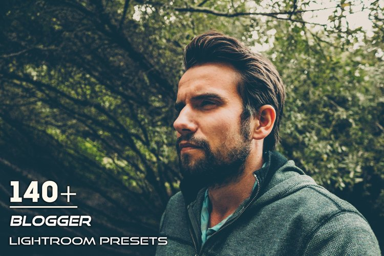 140 Blogger Lightroom Presets example image 1