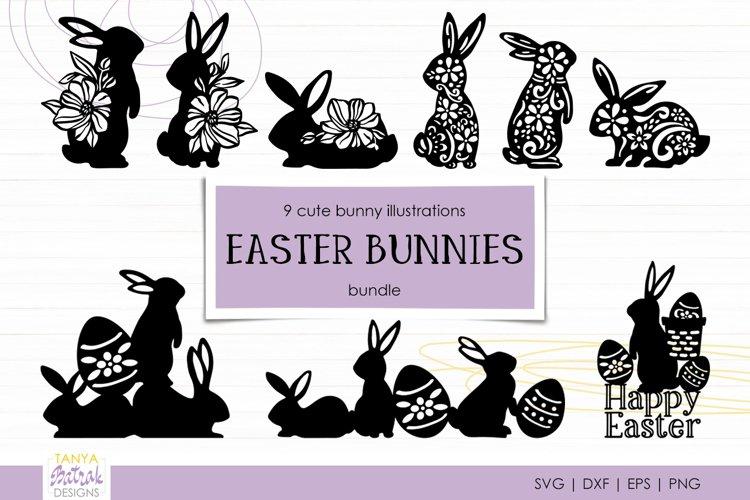 Easter Bunnies Bundle