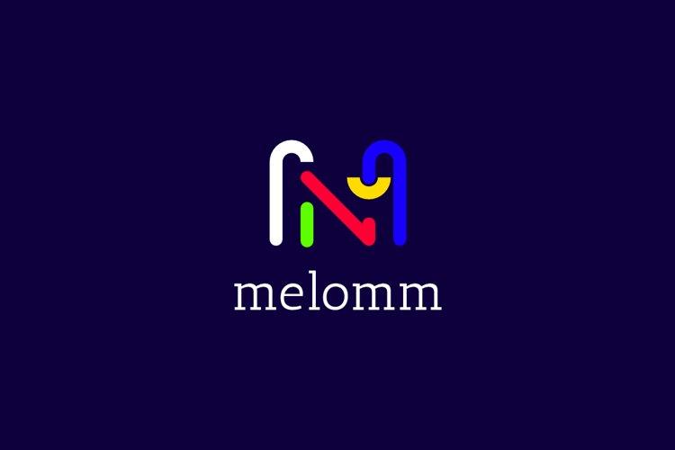 Lettermark - Mn Logo example