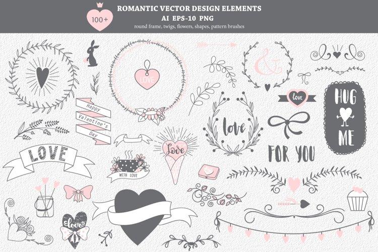 100+ romantic elements example image 1