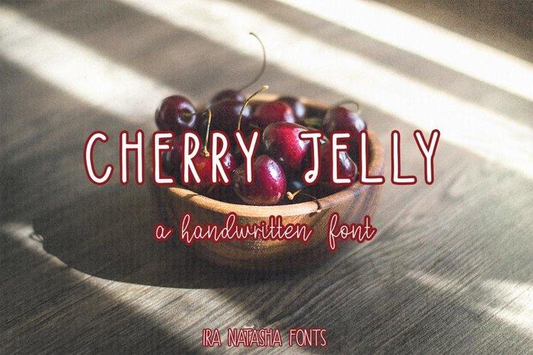 Cherry Jelly example image 1