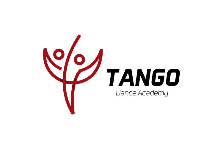 Dance Academy Tango Logotype
