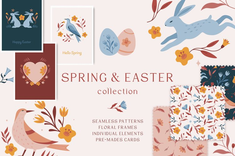 Spring & Easter collection