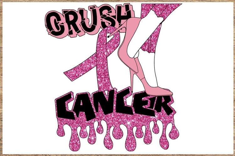 Breast cancer, High heels, Pink Ribbon svg
