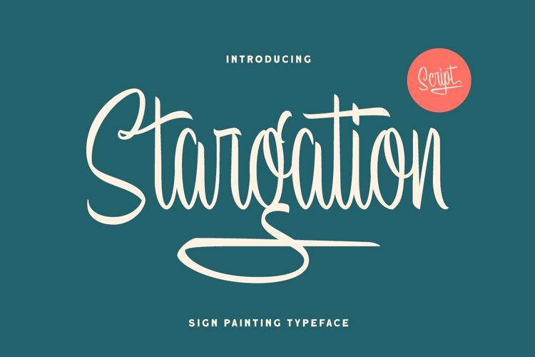 Stargation - Display Script example image 1