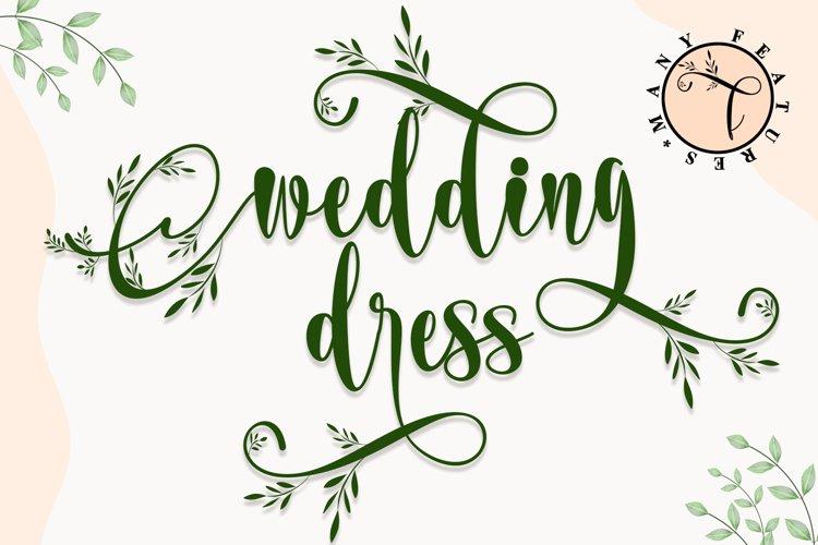 Wedding dress example image 1