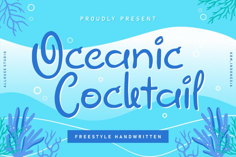Oceanic Cocktail example image 1